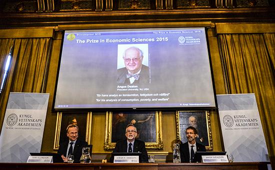 Награда за бедность: за что вручили Нобелевскую премию по экономике
