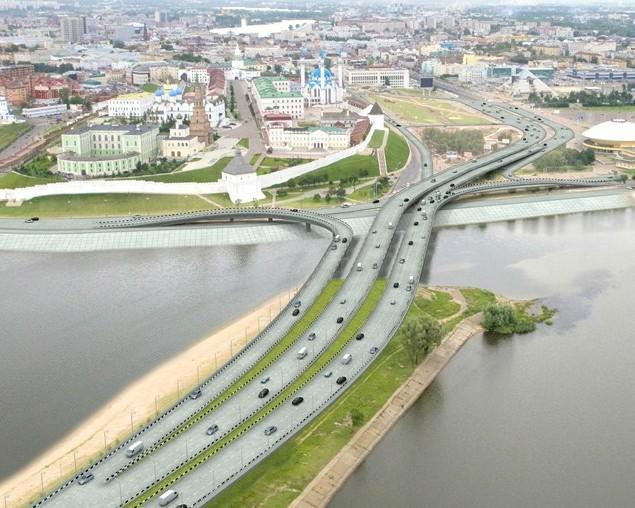 В Казани построили 12