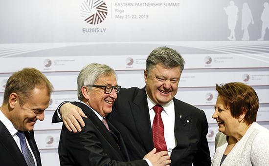 Крым не помеха: о чем договорились на саммите «Восточного партнерства»