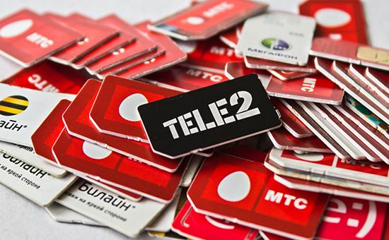 Tele2 пожаловалась на рекламу МТС и «МегаФона»