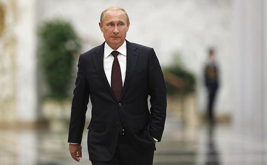 Журнал Time включил Путина в список 100 самых влиятельных людей мира :: Политика :: РосБизнесКонсалтинг