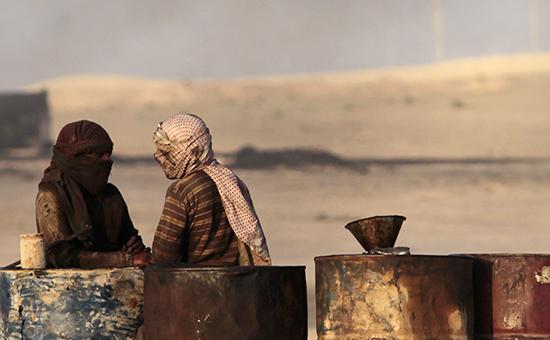США обвинили власти Сирии впокупках нефти ИГ почти на$40 млн ежемесячно