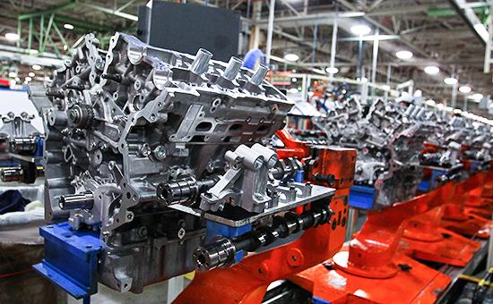Двигатели форд в россии