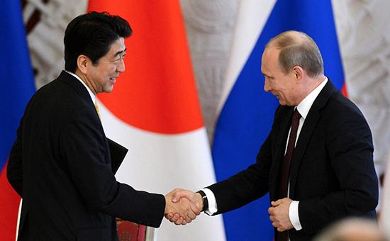СМИ узнали орешении Японии помогать России вопрекиспору оКурилах