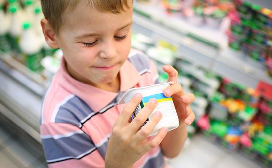 Фруктовые йогурты попали под действие алкогольного закона