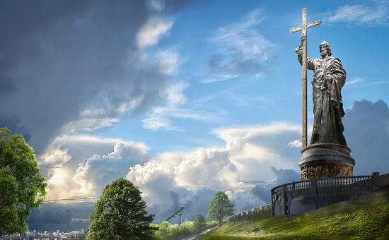 На торжества в честь святого князя Владимира потратят более 1 млрд руб.