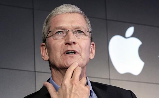 Глава Apple рассказал о грядущей технологической революции в автопроме