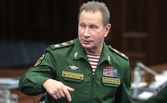 СКР потребовал отглавы нацгвардии наказать причастных кубийству Немцова