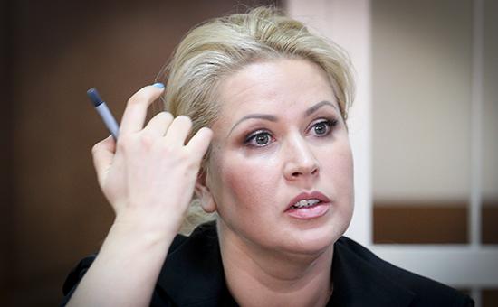 Прокурор потребовал условный срок для Евгении Васильевой