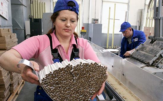 Вакансии лижет дукат табачная фабрика