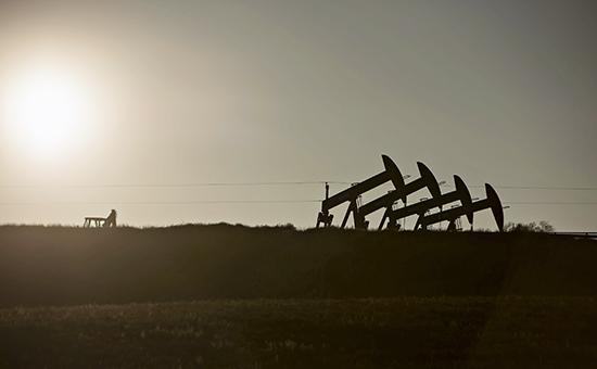 В США рост добычи нефти стал рекордным за 114 лет