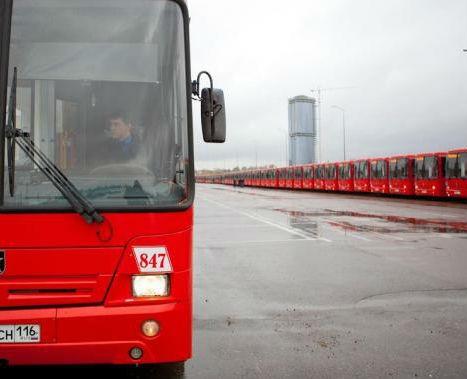 1 мая в Казани обновится схема