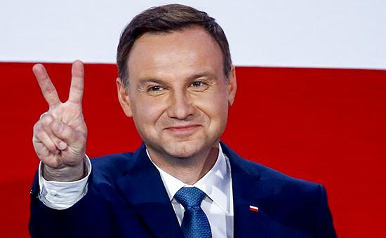Победа консерватора: чего ждать России от нового президента Польши