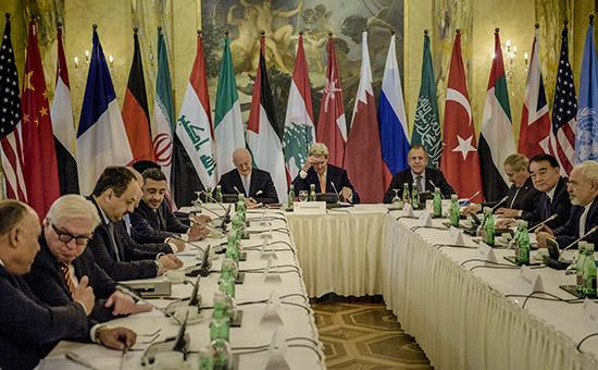 Венское коммюнике по урегулированию в Сирии с комментариями авторов