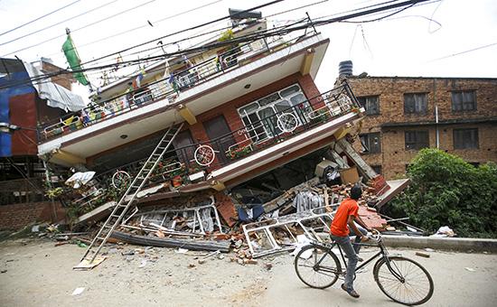Удар на 100% ВВП: что будет с экономикой Непала после землетрясения