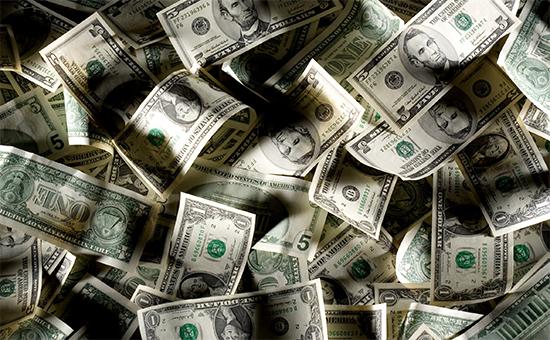Дефицит бюджета США снизился до рекордного за восемь лет уровня