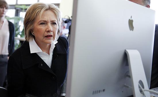 СМИ узнали ороссийском следе вкибератаке наштаб Хиллари Клинтон