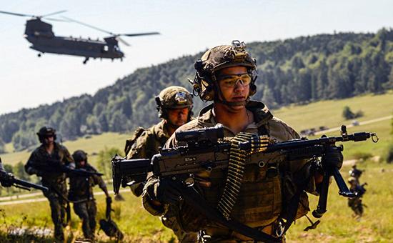 НАТО обсудит отправку тысяч военных кграницам России