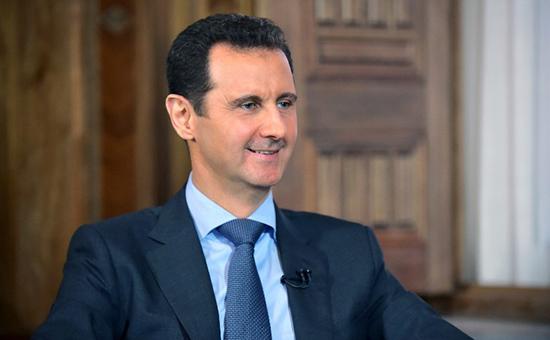 Башар Асад: эффективность действий военных РФ в Сирии превзошла ожидания