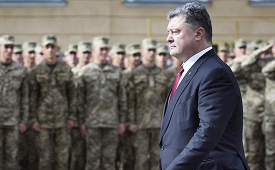 Порошенко дал пояснения по блокаде Крыма