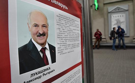 В Белоруссии началось голосование