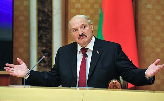 Евросоюз приостановит санкции против Лукашенко
