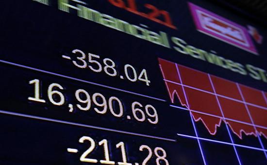 Индекс Dow Jones на закрытии торгов на биржах в США во вторник установил новый антирекорд.