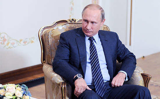 Путин отметил необходимость восстановить отношения с Украиной