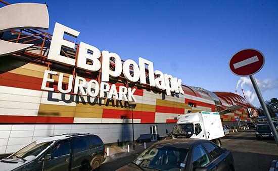 «Европарк» на Рублевском