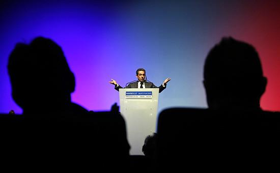 Саркози и Ле Пен обошли социалистов на региональных выборах во Франции