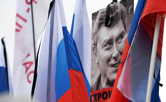 В москве в память о политике борисе