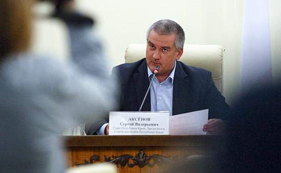 В правительстве РФ недовольны качеством работы марионеточных властей Крыма - Цензор.НЕТ 8713