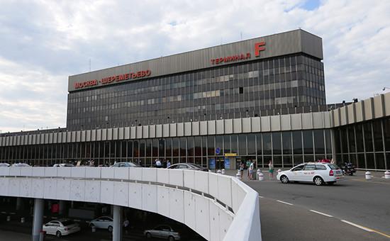 В Шереметьево застряли сотни загранпаспортов