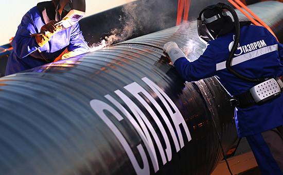 «Газпром» предложил Китаю пересмотреть цену на газ