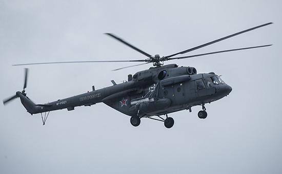 Названа предварительная версия крушения Ми-8