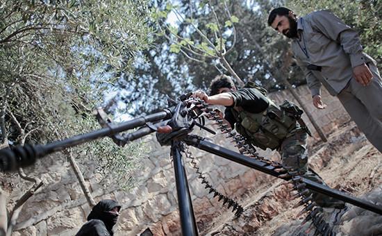 О планах США расширить поддержку сирийской оппозиции