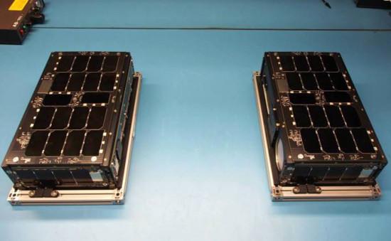 Спутники серии Perseus-M Фото: facebook.com/DauriaAerospace