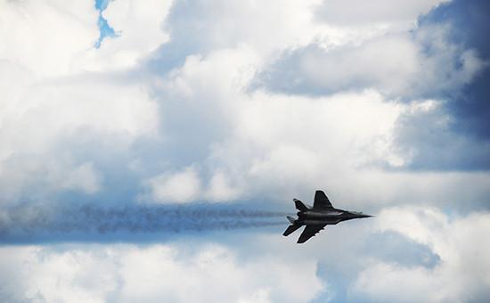 О преследовании истребителей Турции неопознанным МиГ-29