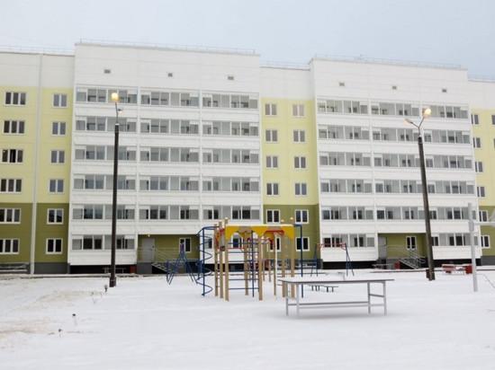 В Перми построен 6-этажный
