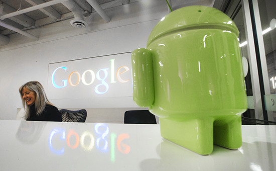 Компания Oracle Corp подсчитала прибыль Android