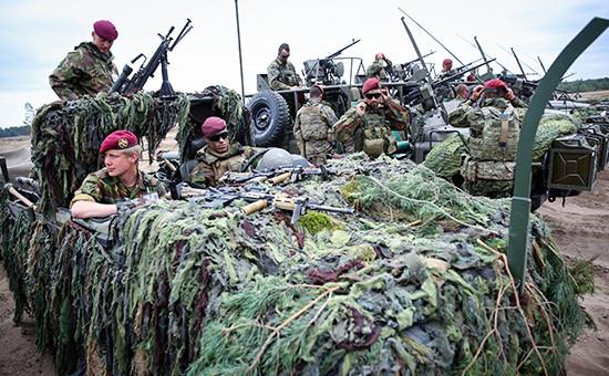 В Польше откроется центр для офицеров НАТО