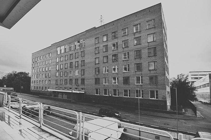 фото здания вшэ