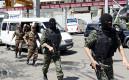 Сотрудники службы безопасности Узбекистана