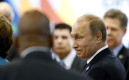 Президент России Владимир Путин на саммите БРИКС в 2014 году
