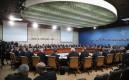 Заседание министров обороны НАТО в Брюсселе в 2013 году